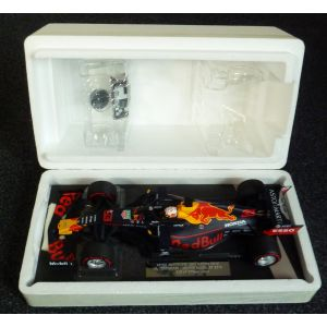 2019 - Red Bull Racing RB15 - Max Verstappen - Winner GP Brazil (MVC#55)