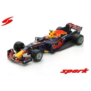2017 - Red Bull Racing TAG-Heuer RB13 - Max Verstappen - GP China (3e plaats) - Spark 1:18