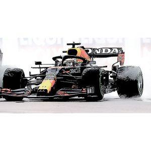 2021 - RED BULL RACING HONDA RB16B – MAX VERSTAPPEN – WINNER MONACO GP 2021 (SPARK 1:18)