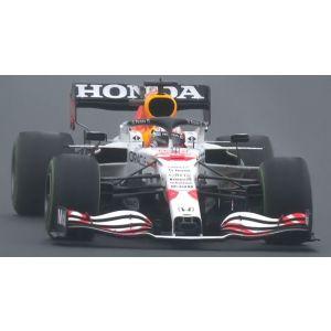 2021 - Red Bull Racing RB16B - Max Verstappen - Turkish GP - Arigato livery (Spark 1:18)
