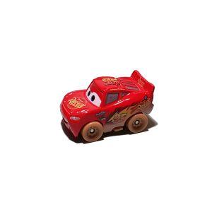 Mattel Disney Pixar Cars Mini racers - Muddy Lightning McQueen